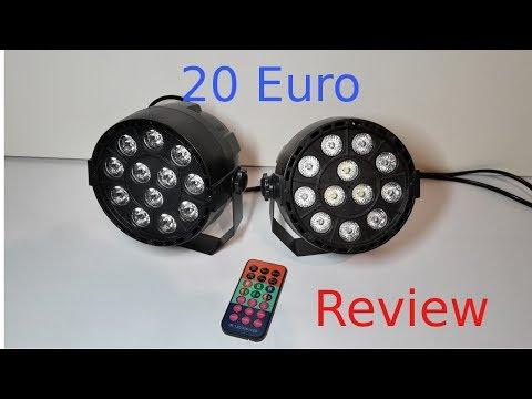 Gute Scheinwerfer für 20Euro | Review und Test
