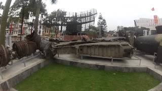 preview picture of video 'B-52 Museum, Hanoi, Vietnam'