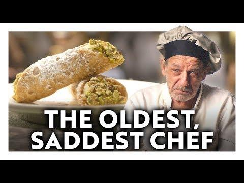 Meet the World's Saddest Baker