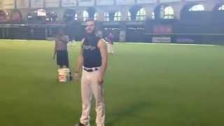 Astros Dallas Keuchel Accepts The Ice Bucket Challenge