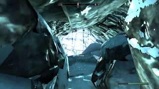 The Elder Scrolls 5 Skyrim путь последних Двемеров часть 317 Древняя нордская кирка