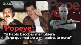 """'Popeye': """"Si Pablo Escobar Me Hubiera Dicho Que Matara A Mi Padre, Lo Mato"""" - Documental De RT"""