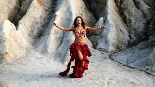 Ксения Токарева,  bellydance, танец живота в Екатеринбурге
