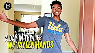 """Jaylen Hands """"A Day In The Life""""   UCLA's Next Star PG Invites Us To His Home"""