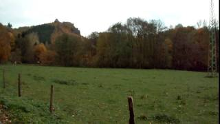 preview picture of video 'Burg Nideggen in der Eifel'