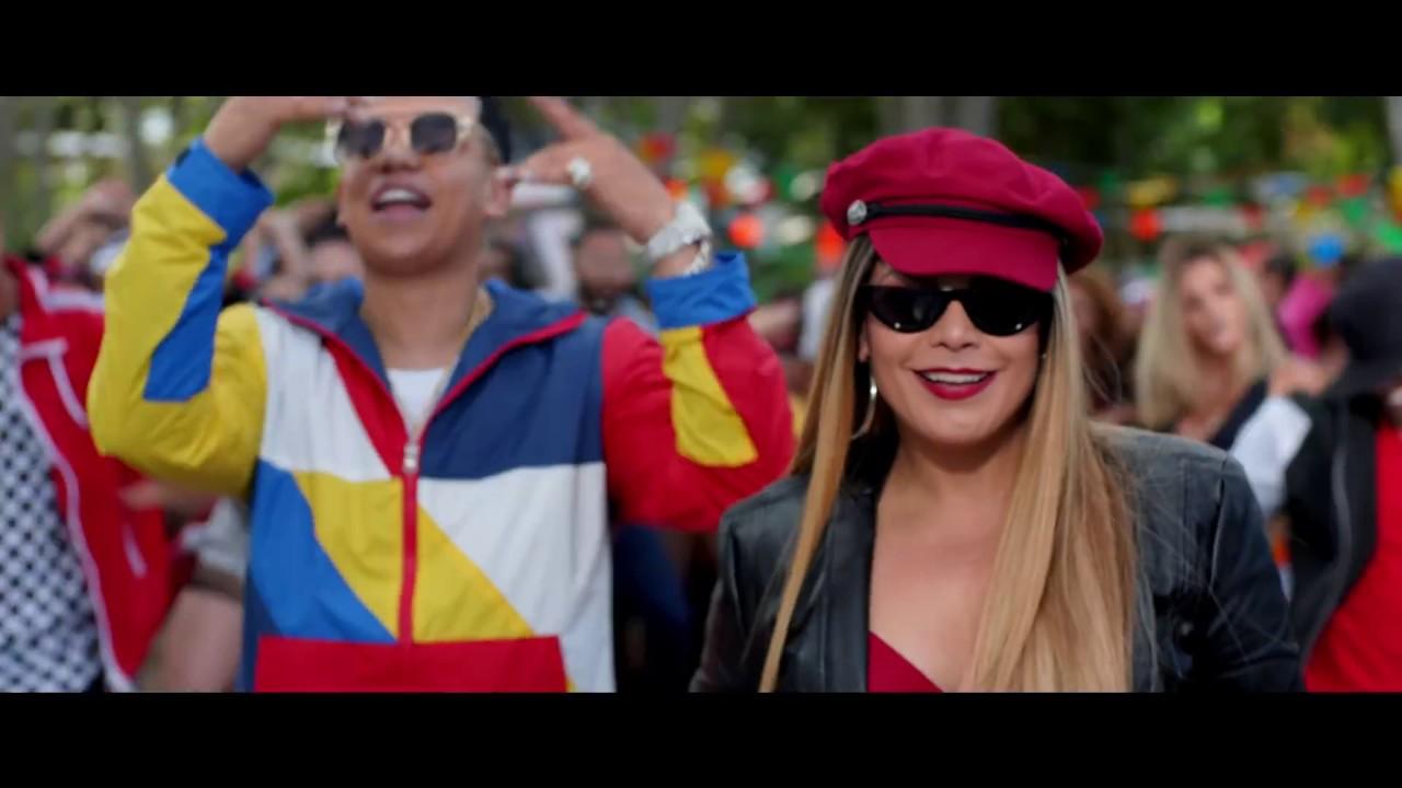 J Alvarez & Olga Tañón — Que Fluya