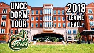 UNC Charlotte Dorm Tour 2018! | Levine Hall
