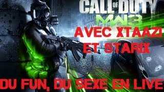 Call Of Duty : Mw3 - Du Sexe , Du Fun , On Se Lâche !