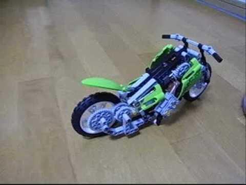 0 【動画】レゴ+バイク+ラジコン