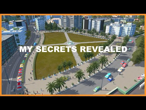How To Detail | My Personal Tips & Tricks | Cities Skylines