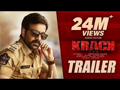 Krack Movie Trailer