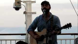 Drew Holcomb singing What Would I Do Without You
