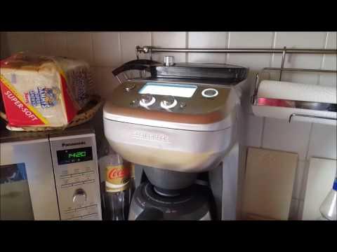 Gastroback 42720 Kaffeemaschine mit Mahlwerk