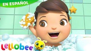 NUEVA CANCIÓN | La Canción del Baño | Dibujos Animados | Little Baby Bum en Español