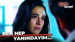 Poyraz, Eda'ya Destek Olmaya Gitti | Poyraz Karayel 73. Bölüm