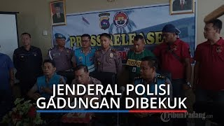 Mengaku Berpangkat Brigjen, Polisi Gadungan Dibekuk Kapolsek Koto Tangah