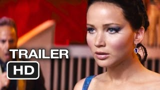 Голодные игры Сьюзен Коллинз, The Hunger Games: Catching Fire Official Theatrical Trailer (2013)