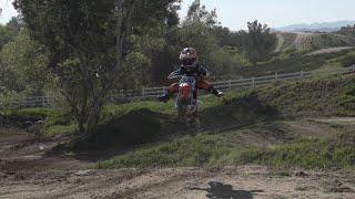 Crazy 4 Year Old On A Dirt Bike Huckson Deegan Hucksondeegan