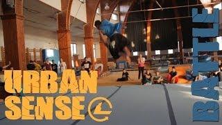 "Urban Sense ""BATTLE"" | Workshop in Prague 1.2.14"