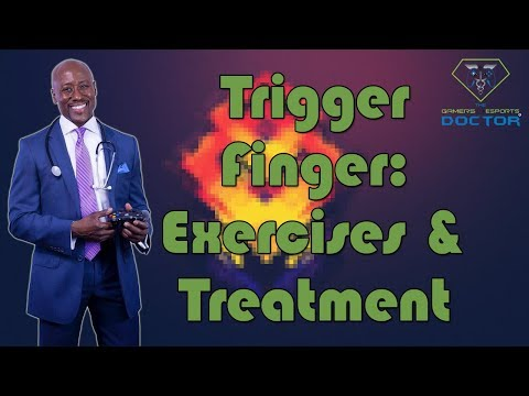 Video Trigger Finger: Exercises and Treatment