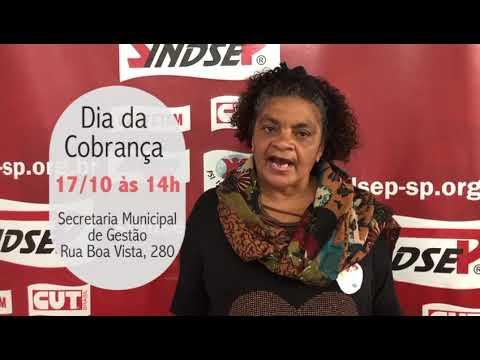 Djalma Prado convida os trabalhadores para o Dia da Cobrança