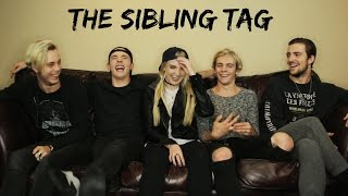 Check out Rydel's sibling tag video it's pretty funny