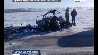 Три человека погибли в ДТП на трассе Барнаул-Рубцовск