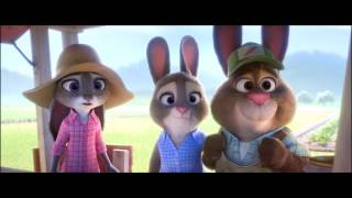 Zootopia - Gideon Grey's apology to Judy [Full HD]