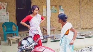 শাহু বোৱাৰী খণ্ড -২৯//Assamese Comedy video//2019//😂😂😂