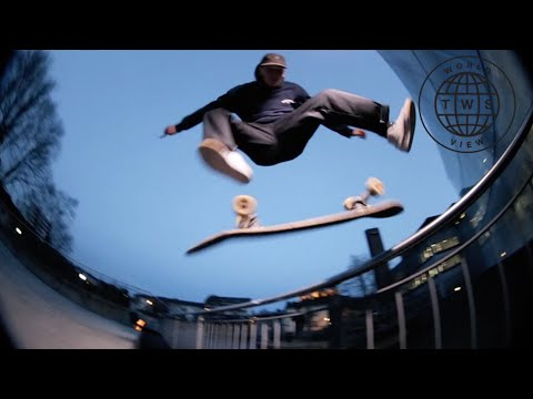 World View: Skateboarding in Switzerland | Pattern