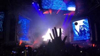 Afrojack - Too Wild vs. Ten Feet Tall (Afrojack Mashup)  (Live intro @EDC 2014)