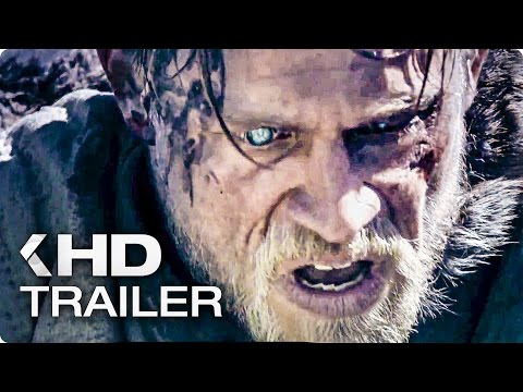 KING ARTHUR Trailer 2 German Deutsch (2017) Mp3