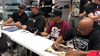 Gambar cover Cypress Hill ' Elephants On Acid' Album & Product Launch   BREALTV