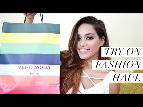 TRY ON FASHION HAUL \\ WESTSIDE, VERO MODA & ONLY