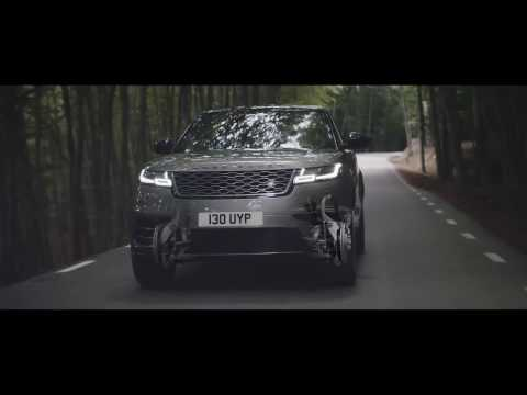 The New Range Rover Velar - L560 F&B UK PERFORMANCE CHAPTER 170222