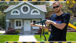 Can A Power Washer Shatter Your WINDOW?