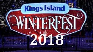 Kings Island WINTERFEST 2018