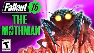 Fallout 76 The Mothman