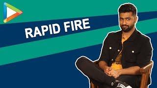 Sanju ya Raazi – Vicky Kaushal picks his favourite | RAPID FIRE | Manmarziyaan