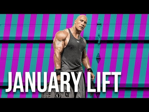 JANUARY LIFT - Kindness With Dwayne