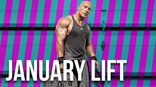 "JANUARY LIFT - Kindness With Dwayne ""The Rock"" Johnson"