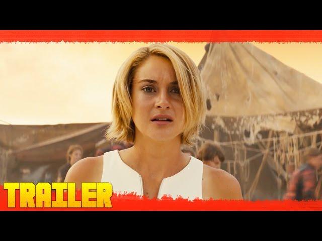 La serie Divergente: Leal (2016) Tráiler Oficial #2 Español