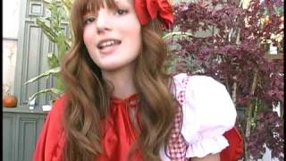 Bella Thorne transforms into Little Red Riding Hood!