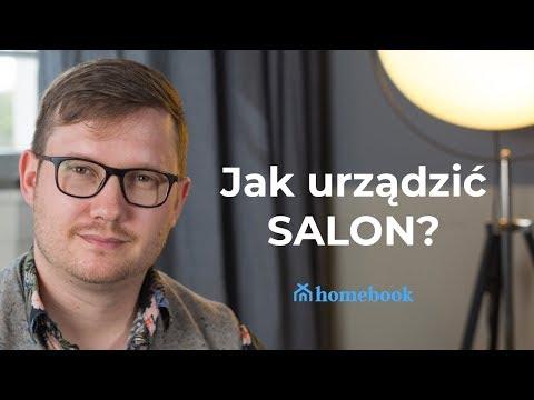 Jak zaprojektować salon? Porady architekta wnętrz. 👀