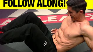 Brutal Six Pack Abs Workout (6 MINUTES OF PAIN!)
