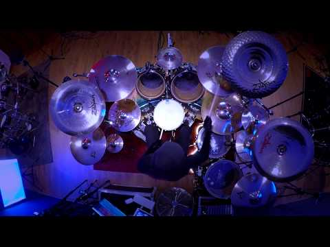 Download 131 Testament - Sewn Shut Eyes - Drum Cover Mp4 HD Video and MP3