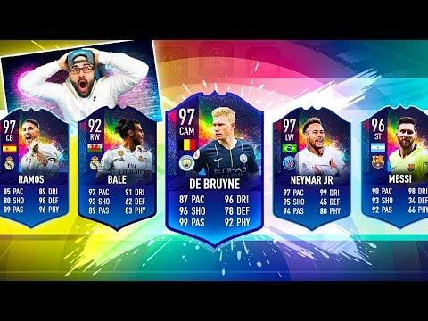 HIGHEST RATED RAINBOW DRAFT CHALLENGE! FIFA 19 Ultimate Team Draft