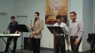 Krus Hai Tera Nishan Agay Barh Jawan - CORNERSTONE ASIAN CHURCH CANADA