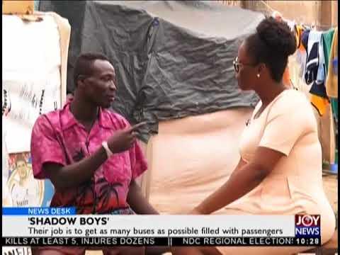 'Shadow Boys' - News Desk on JoyNews (3-9-18)