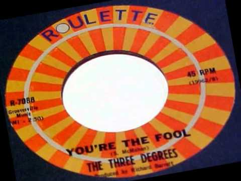 "The Three Degrees ""You're The Fool""  My Extended Version!"